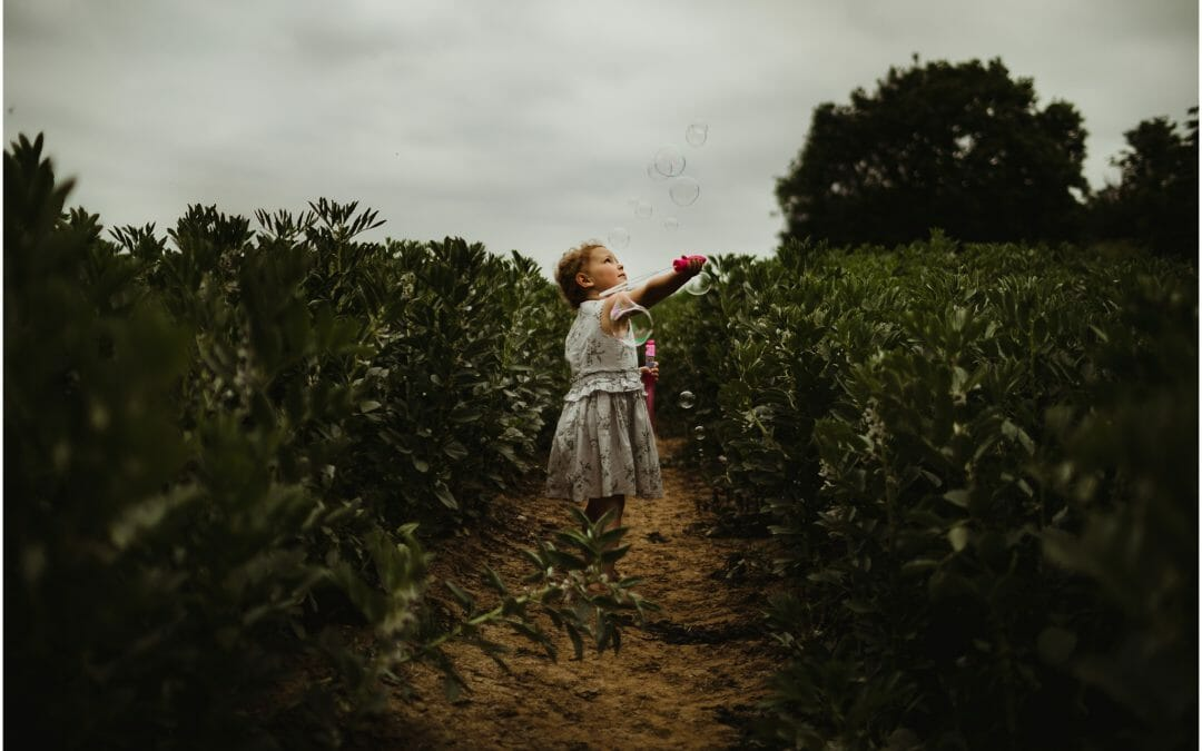 Surrey Family Photography at the Farm
